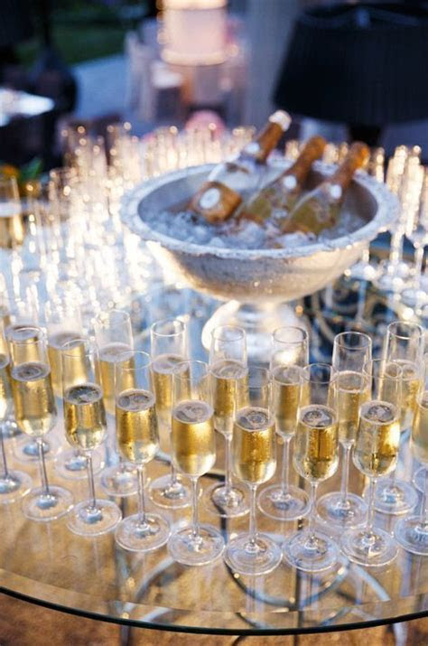 Best 25  Champagne party ideas that you will like on