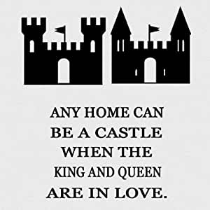 Amazon.com : Any Home Can Be A Castle When The King And ...
