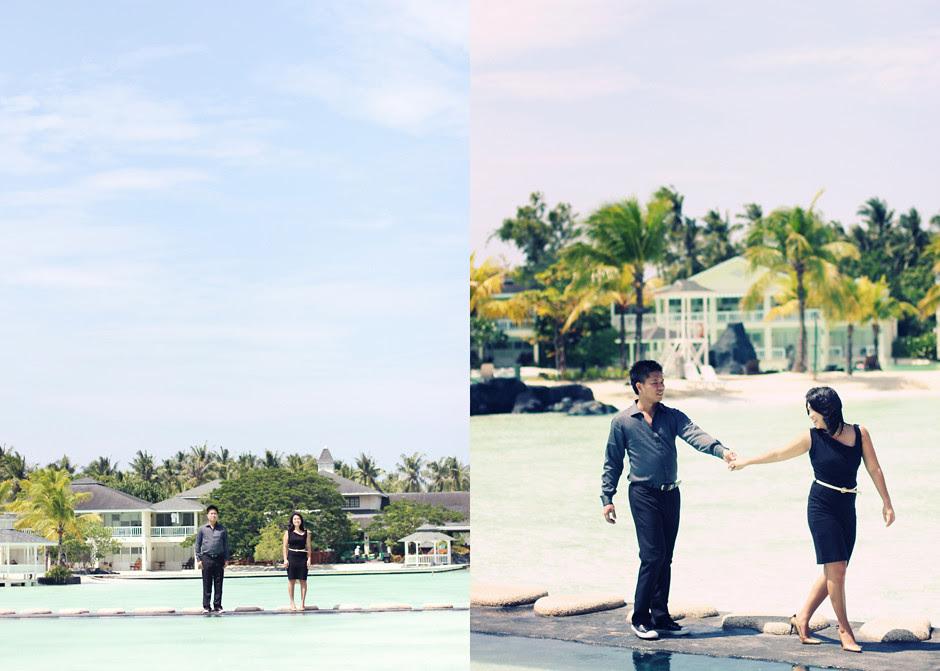 Cebu Prenup Plantation Bay Resort, Cebu E-Session Plantation Bay