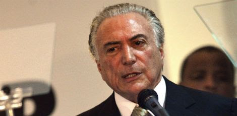 Vice-presidente se surpreendeu com a divulgação do texto, ''em face da confidencialidade'' / Foto: José Cruz/Agência Brasil