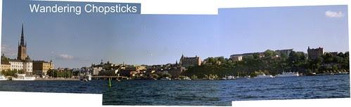Stockholm - Sweden Panorama