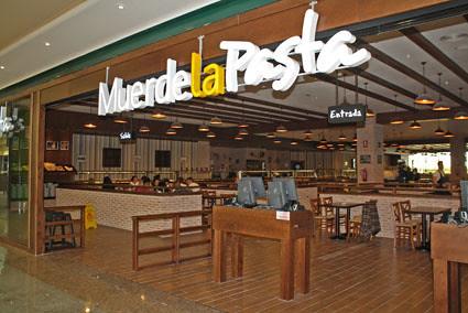 Muerde la Pasta, Elche, San Vicente, blog soloYo, comida, bufet, El Palmera,