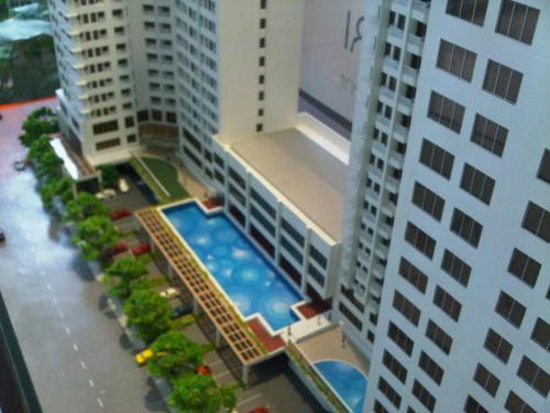 Jual Apartemen di Gatot Subroto - Taman Sari Semanggi