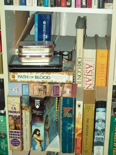 Bookshelves 32