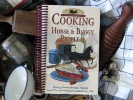Amish Cookbook- Cooking with the Horse and Buggy People II