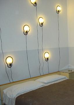sticky lamp 2001