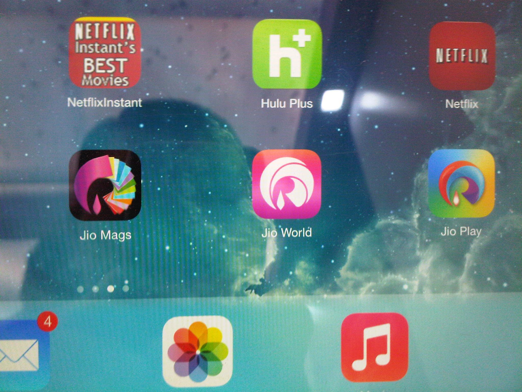 Reliance Jio 4G Apps