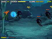 Jogar Aquaman defender of atlantis Jogos
