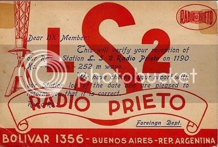 Radiofonía en la Universidad: Historia de las radios argentinas