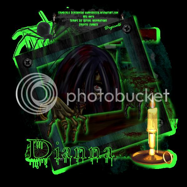 Cryptic Corner - Dianna