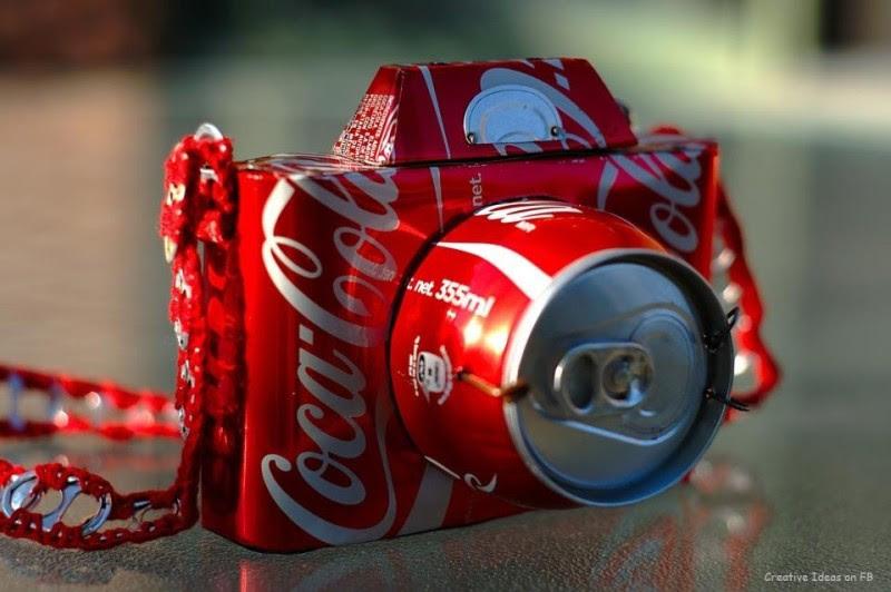 Good Ideas For Coke Bottlescrafts Using Glass Coke Bottles Reuse