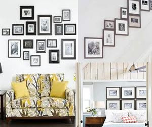 Decorate Your Home With Photo Frames