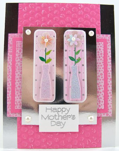 Mother's Day Bouquets Card