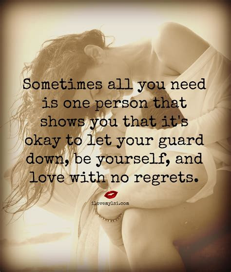 Sometimes All You Need Is Yourself Quotes