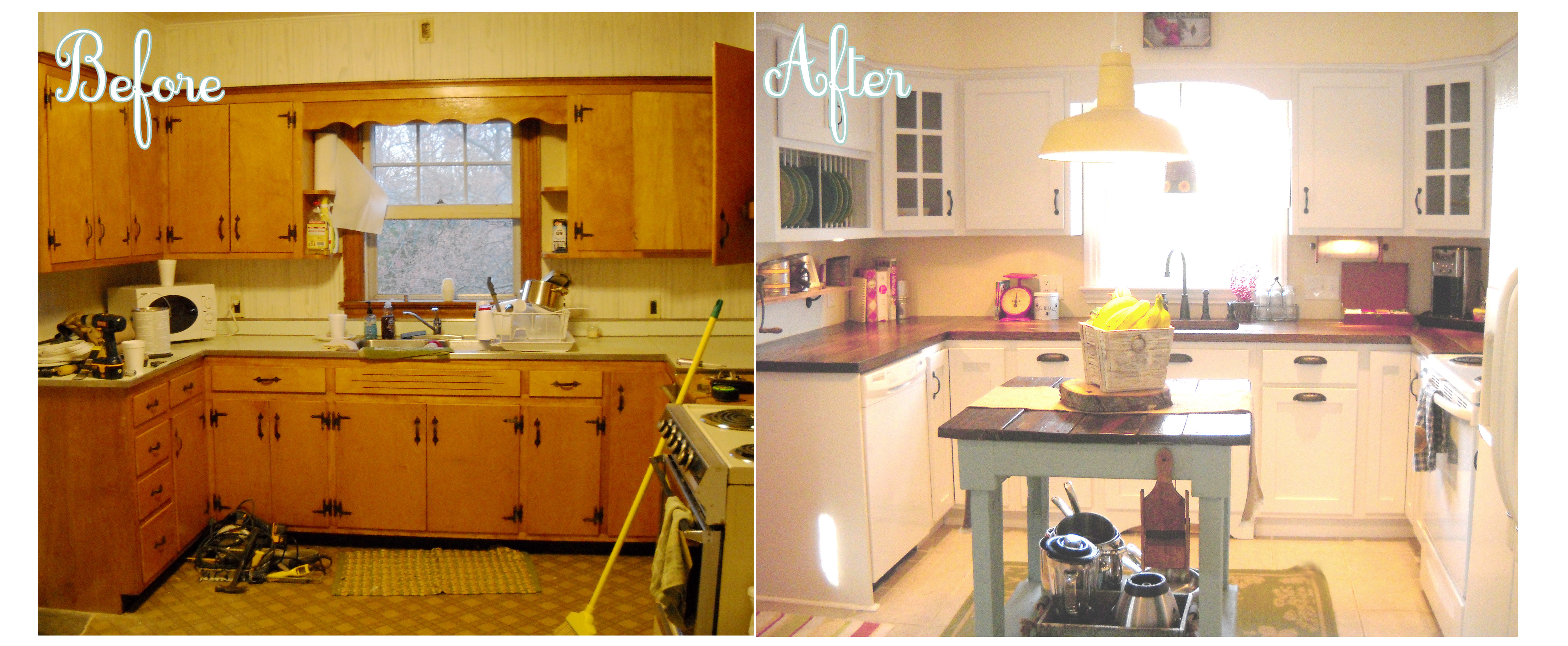 94+ Galley Kitchen Renovation Before And After  Galley Kitchen Remodel Before And After, Small