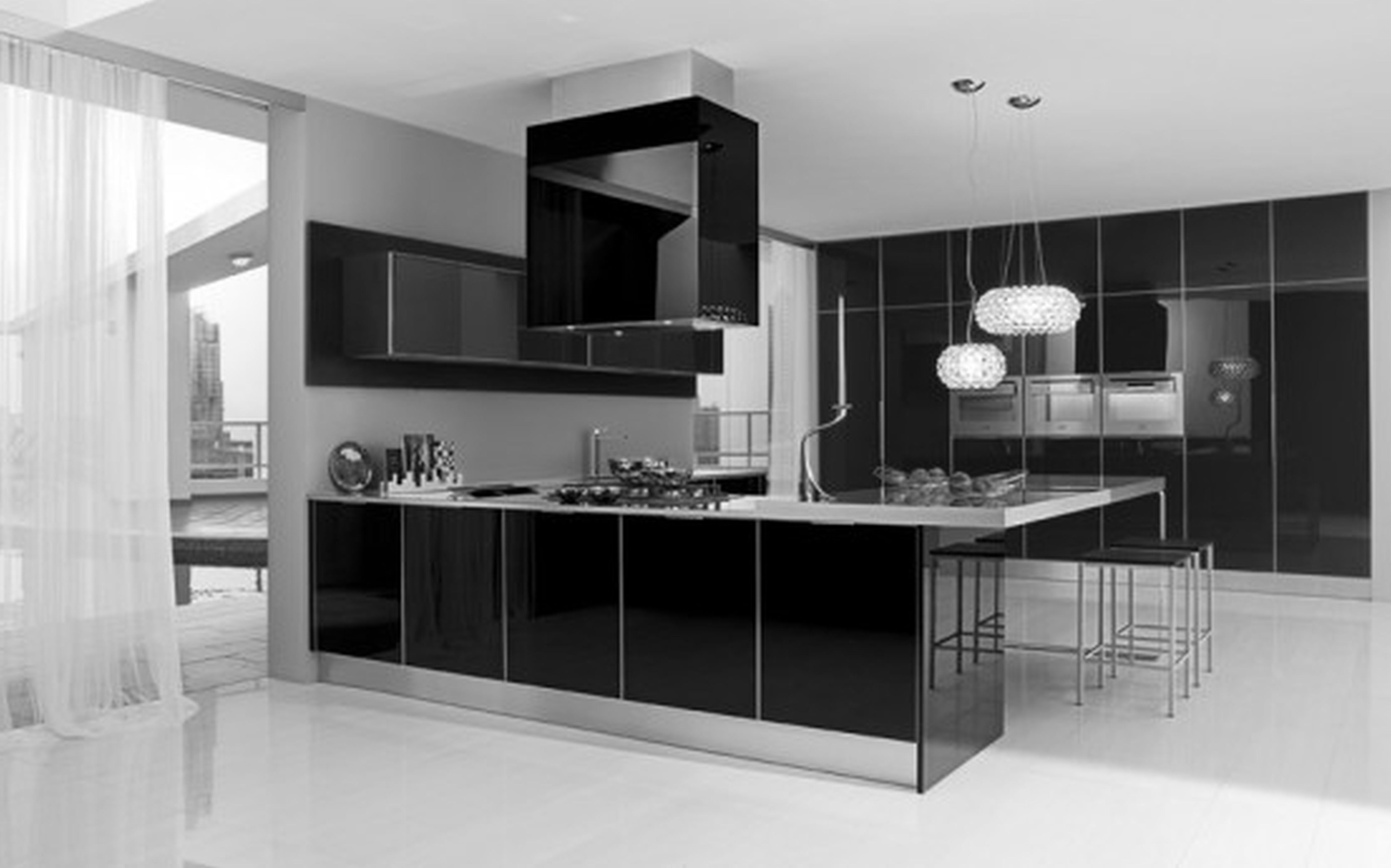 48+ Modern Kitchen Designs For Small Houses Pics - Perfect Home Pictures