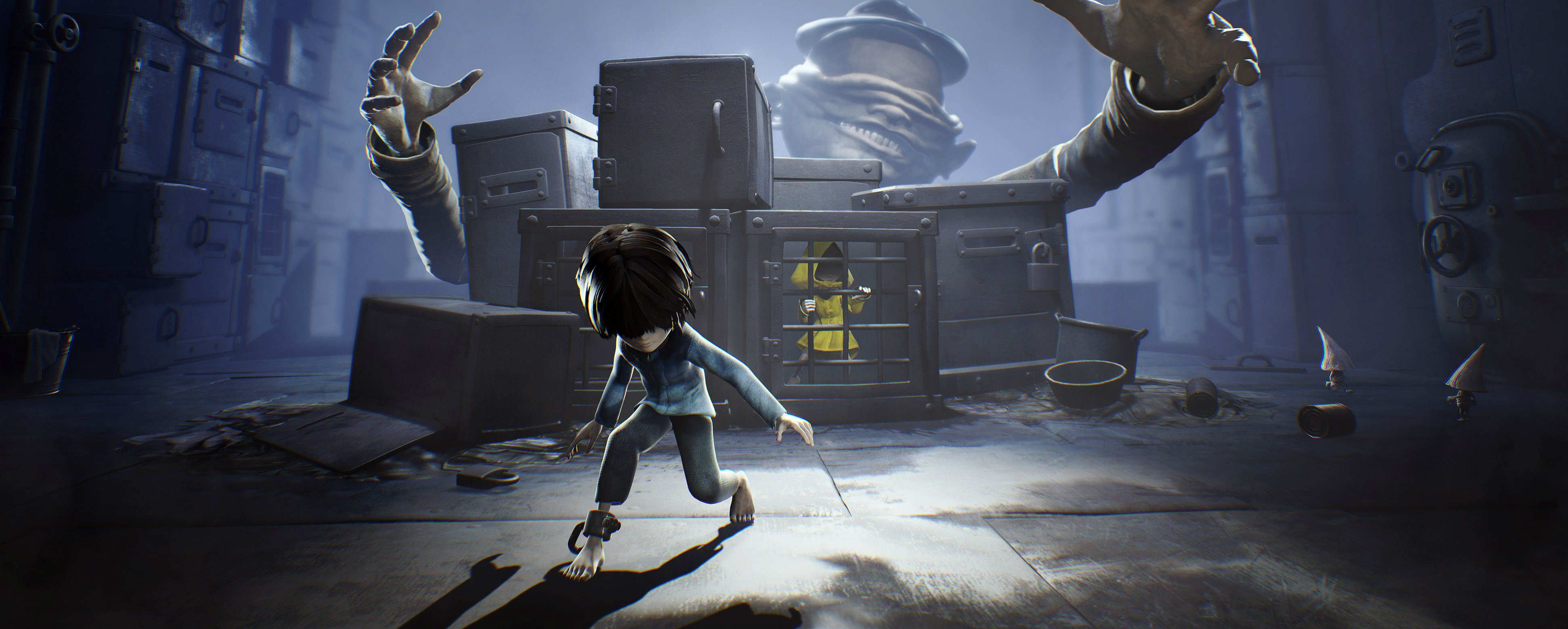 Little Nightmares has three add-ons coming, the first is out today screenshot