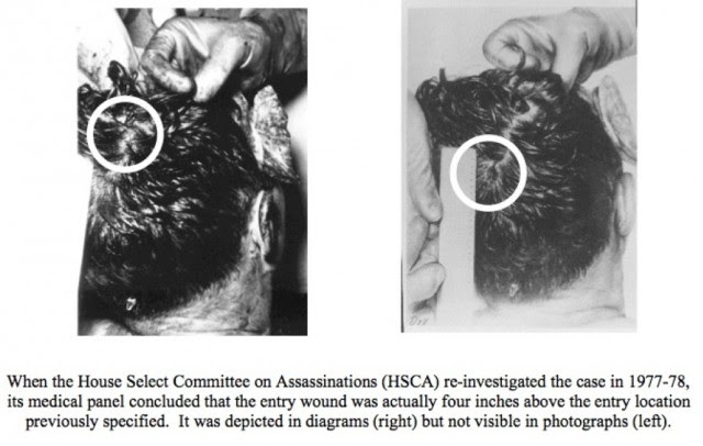 HSCA deception