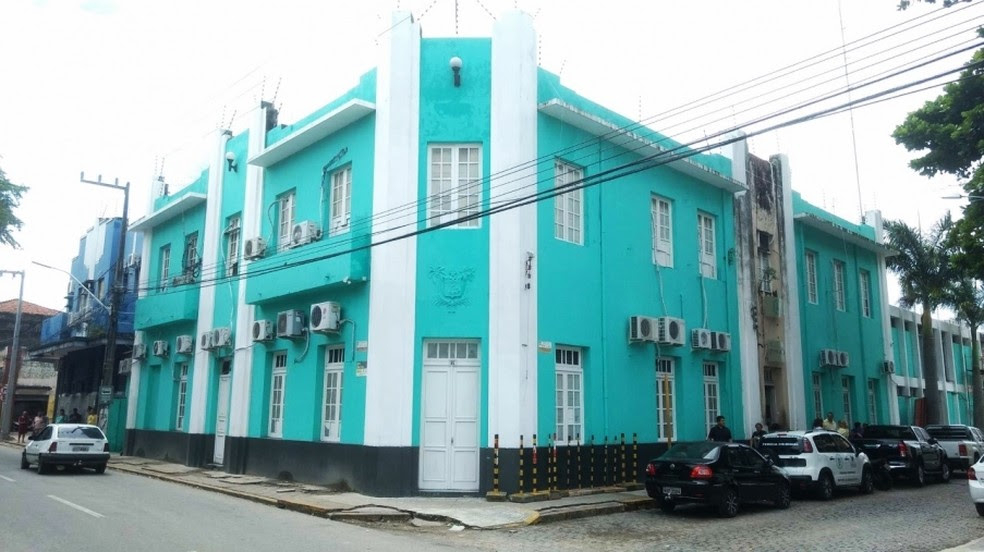 Sede do Instituto Técnico-Científico de Perícia do Rio Grande do Norte, em Natal (Foto: Divulgação/Itep)