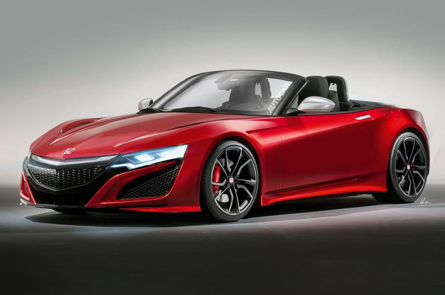 Honda's performance rebirth will include a new S2000 with ...
