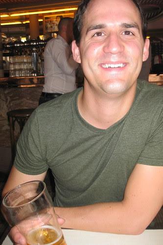 Ryan at Les Deux Moulins