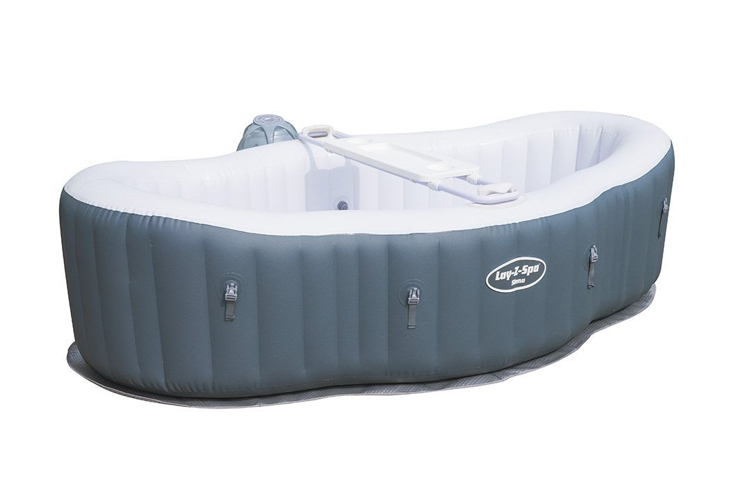 Lay Z Spa Siena Inflatable Hot Tub Review Inflatable Hot Tub