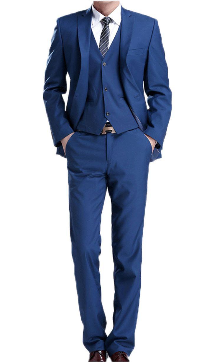 Latest Men Wedding Suits & Dresses Collection 2015-2016 (15)
