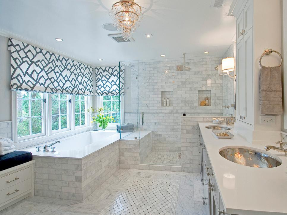 Bathroom Window Dressing Ideas Suitable With Bathroom Window Sill
