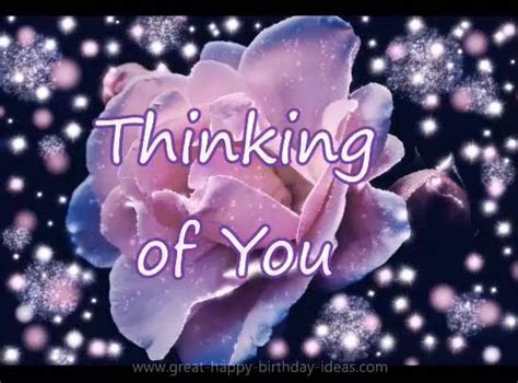 I?m Thinking Of You Today And Always. Free Thoughts eCards