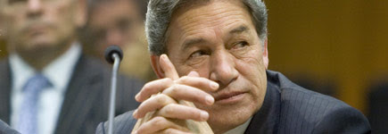 UPDATED: Peters contradicts Glenn's evidence: Tonight's privileges committee hearing represented Winston Peters' last chance to save his political career. Photo / Mark Mitchell