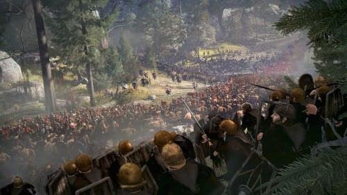 Battle of Teutoburg Forest