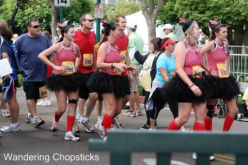Lil' Sis Ran the Disneyland Half Marathon 3