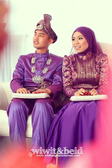 Nabelle Erwani of Malaysia   Traditional Malay wedding