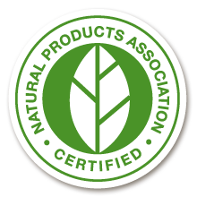 Natural Products Association Seal