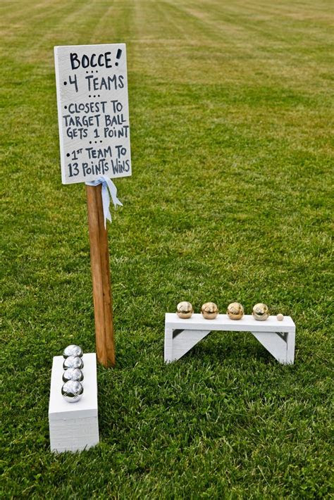 lawn games ideas  pinterest outdoor  lawn