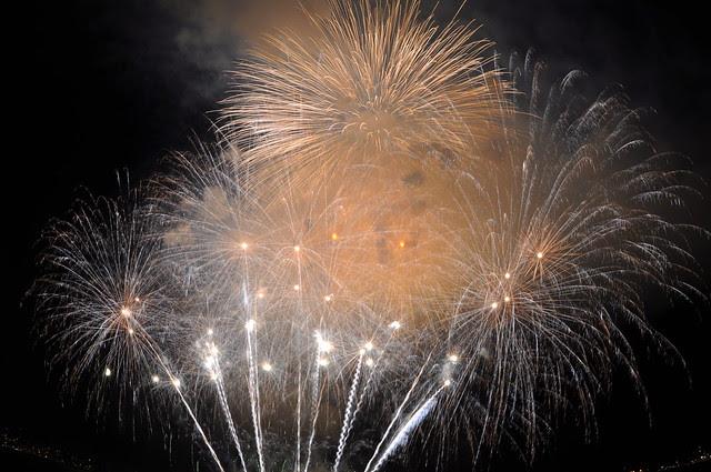 Celebration of Light - Fireworks - Vancouver, BC