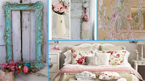diy shabby chic bedroom decor ideas  home