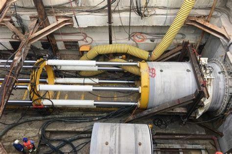 bonna pipe  jacked   single operation