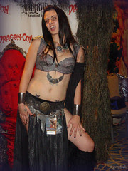 Netherworld Vampiress