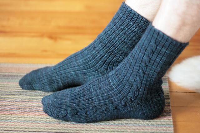 Boy socks for Christmas