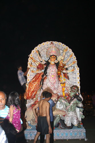 My Durga Visarjan Story Wont End I Have Another 8 GB Card Where I Shot North Bombay Durga of the Mukerjees by firoze shakir photographerno1