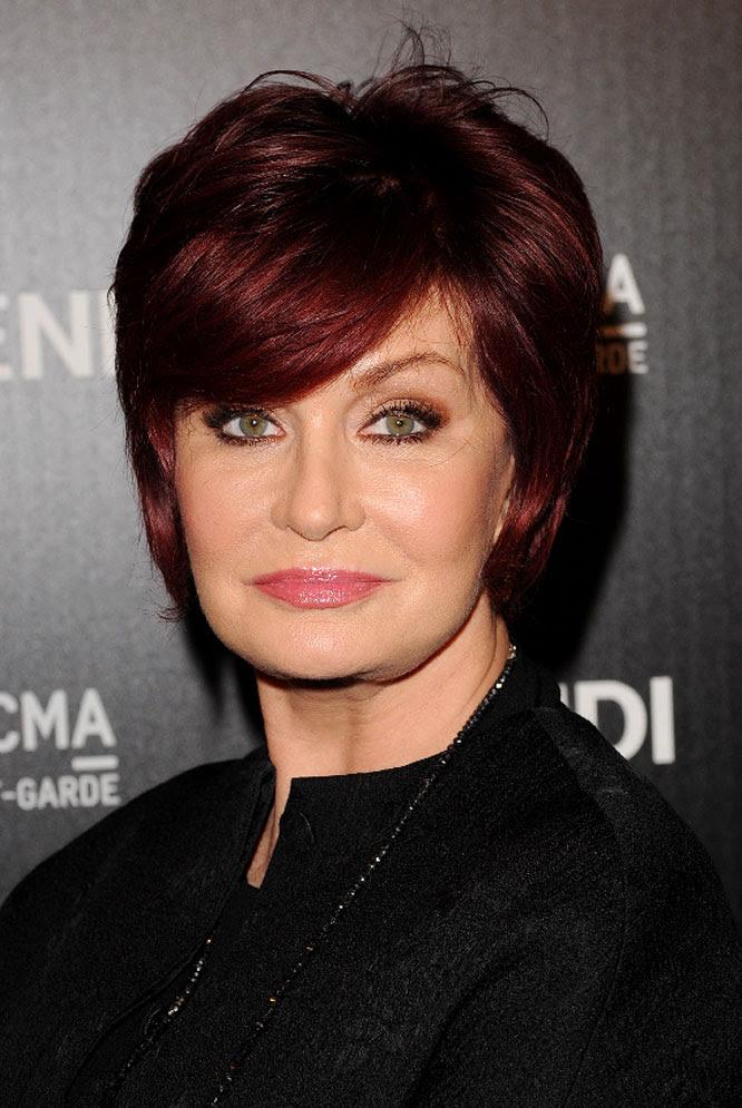 Sharon Osbourne, cantante