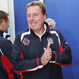 Redknapp: In need of rolling pin