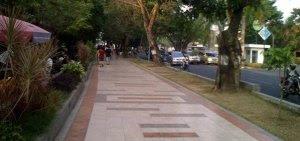 singapore trotoar