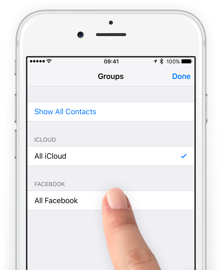 Guide: how to hide phone contacts on the iPhone | iOS 9 - TapSmart
