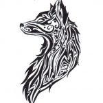 101 Mejores Ideas De Tatuajes De Lobos Y Sus Significados Top 2019