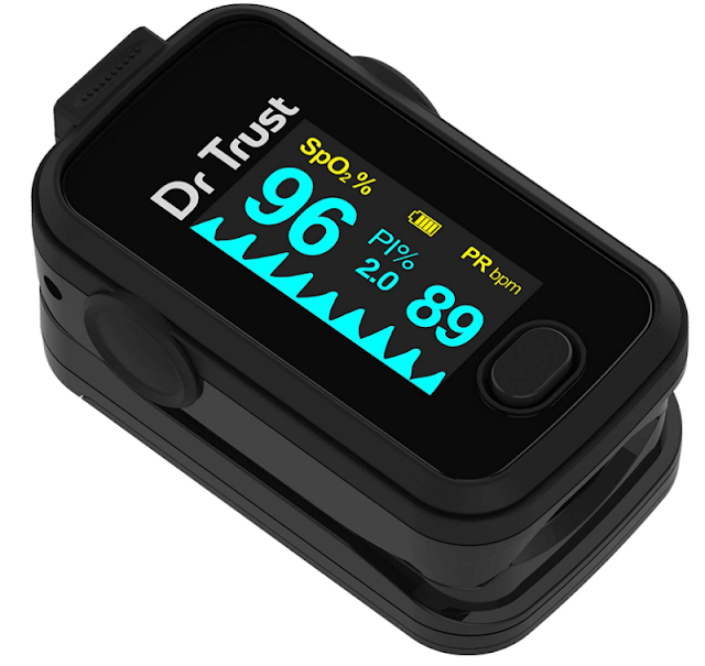 Best 4 Pulse Oximeters in India 2020 - Review