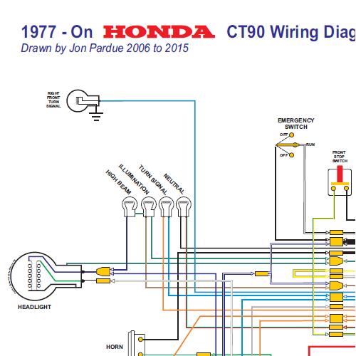 Honda Ct90 Wiring Wiring Diagram Monitor1 Monitor1 Maceratadoc It