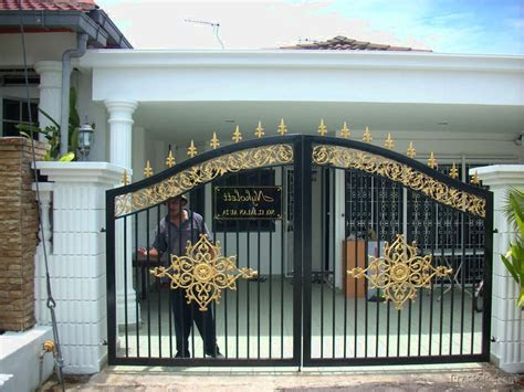 top house gate designs housedesignsme