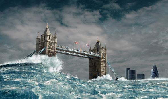 UK tsunami